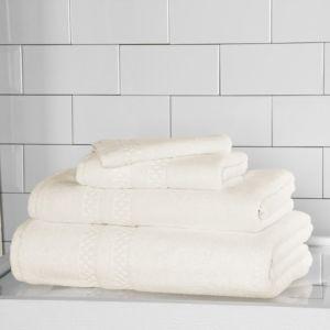 Frette Checkerboard Washcloth