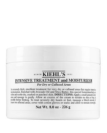 Kiehl's Since 1851 - Intensive Treatment & Moisturizer for Dry and Callused Areas 8.4 oz.