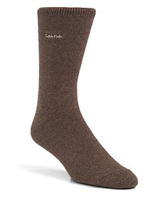 Calvin Klein Signature Flat Knit Socks - Bloomingdale's_0