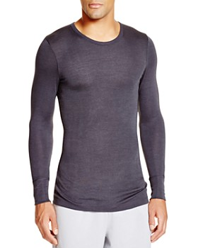 Hanro - Wool Blend Long Sleeve Tee