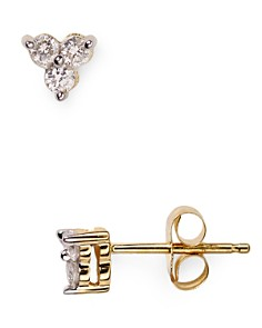 Adina Reyter - Diamond Cluster Stud Earrings