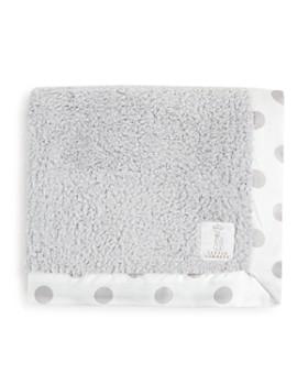 Little Giraffe - Infant Unisex Chenille Dot Blanket