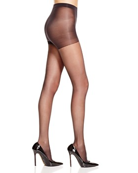 HUE - Age Defiance Sheer Control Top Tights