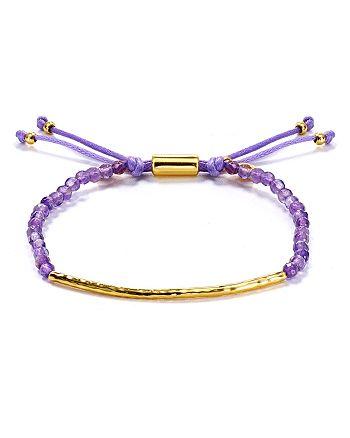Gorjana - Amethyst Tranquility Bracelet