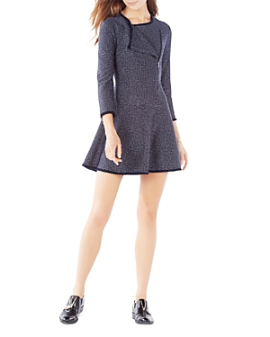 Bcbgmaxazria Linza Jacquard Dress