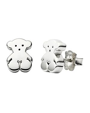 Tous Bear Stud Earrings