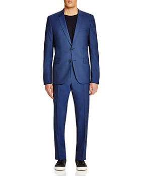 HUGO - Solid Aeron/Hamen Extra Slim Fit Suit