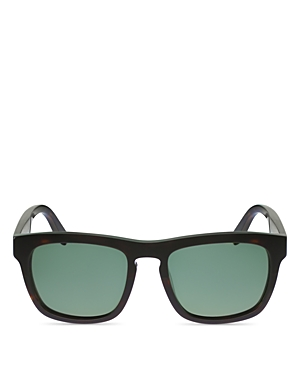 Salvatore Ferragamo Keyhole Bridge Sunglasses, 55mm