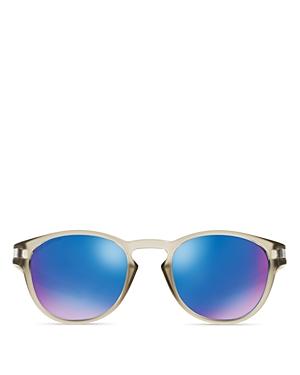 Oakley Latch Polarized Sunglasses, 53mm