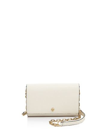Tory Burch - Robinson Chain Leather Wallet