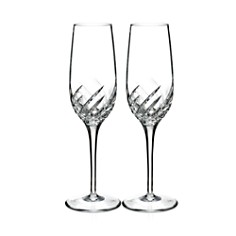 Waterford Essentially Wave Champagne Flute, Set of 2 - Bloomingdale's Registry_0