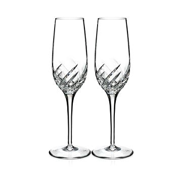 Waterford - Essentially Wave Champagne Flute, Set of 2