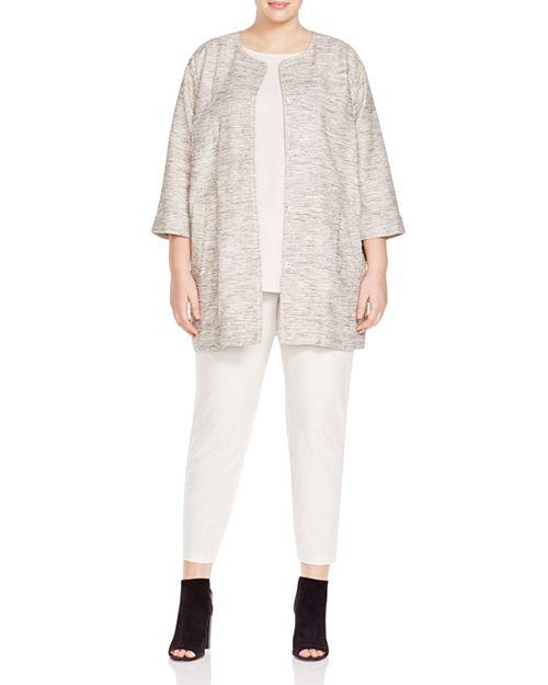 Eileen Fisher Plus - Jacket, Tank & Pants