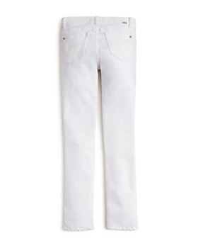 DL1961 - Girls' White Skinny Chloe Jeans - Big Kid
