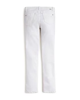 DL1961 - Girls' White Skinny Chloe Jeans - Big Kid