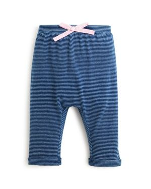 Splendid Girls' Stripe Joggers - Baby