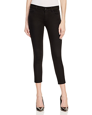 1961 Florence Instasculpt Cropped Skinny Jeans in Hail