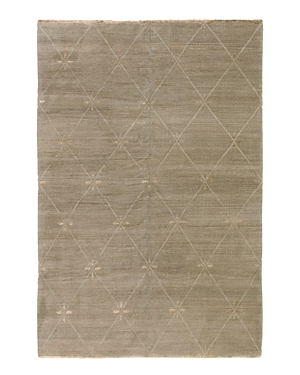 Tufenkian Artisan Carpets Quilted Cocoa Area Rug, 8' x 10'