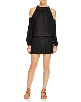 06d4ba04bc Ramy Brook - Lauren Cold Shoulder Dress ...
