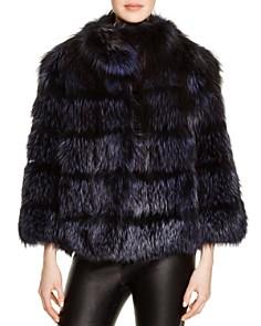 Maximilian Furs - Nafa Fox Fur Coat
