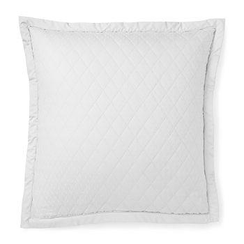 "Ralph Lauren - Bedford Quilted Decorative Pillow, 20"" x 20"""