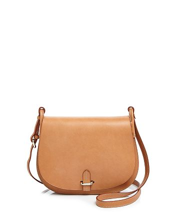 Celine Lefebure - Emma Leather Saddle Bag - 100% Exclusive