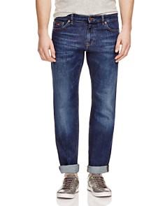 BOSS Hugo Boss - Maine Stretch Straight Fit Jeans in Indigo