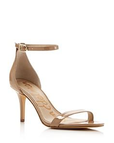 Sam Edelman - Women's Patti Ankle Strap Sandals