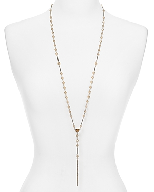 Chan Luu Beaded Y Necklace, 32