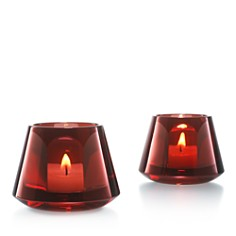 Baccarat - Baby Our Fire Candleholder