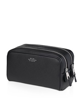 Smythson - Burlington Small Wash Bag