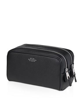 Smythson - Burlington Small Wash Bag