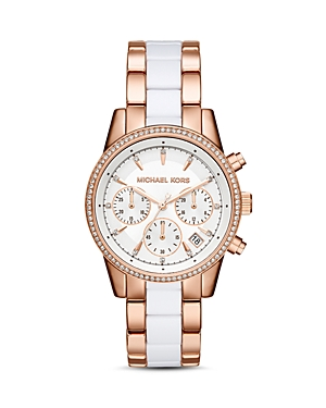 Michael Kors Ritz Chronograph Watch, 37mm