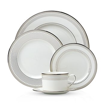 kate spade new york - Whitaker Street 5-Piece Place Setting