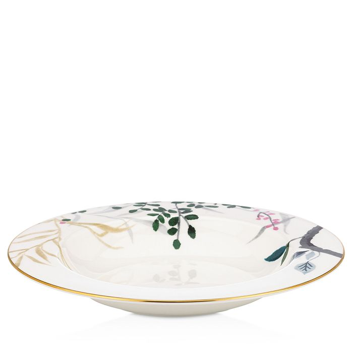 Kate Spade New York Birch Way Rimmed Pasta Bowl Bloomingdale S