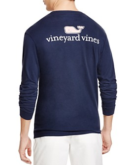 Vineyard Vines - Signature Whale Long Sleeve Tee