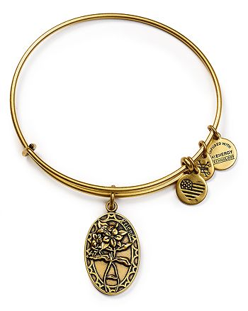 Alex And Ani Because I Love You Friend Ii Wrap Bracelet