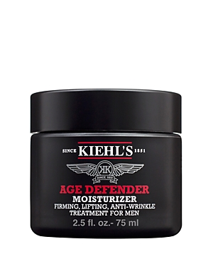 What It Is: A firming and lifting anti-aging moisturizer for men. What It Does: Kiehl\\\'s first all-in-one anti-aging moisturizer for men is specifically formulated for men\\\'s thicker, coarser skin. This revitalizing anti-wrinkle cream helps reduce the appearance of fine lines and wrinkles for smoother, healthy-looking skin. - Helps visibly reduce the signs of aging, including wrinkles and fine lines. - Helps strengthen skin while improving skin texture and elasticity. - Gently exfoliates to help s