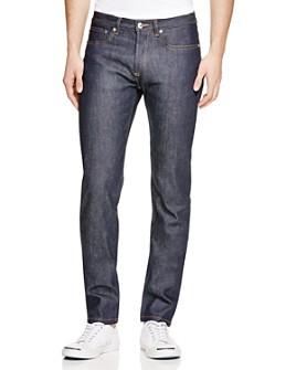 A.P.C. - Petit Standard Straight Slim Fit Jeans in Indigo Stretch