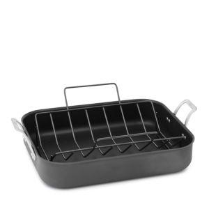 Calphalon Signature Nonstick Cookware 16 Roaster with Rack