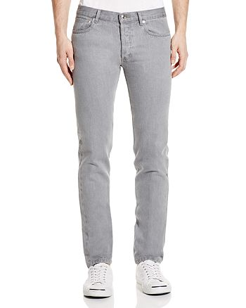 A.P.C. - Petit New Standard Skinny Fit Jeans in Gris