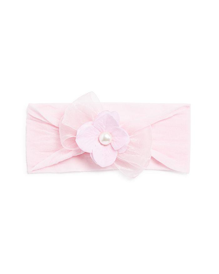 Baby Bling - Infant Girls' Flower & Bow Headband