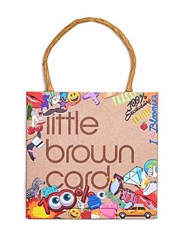 Bloomingdale's - Emoji Little Brown Gift Card