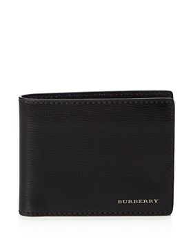 Burberry - London Leather Wallet