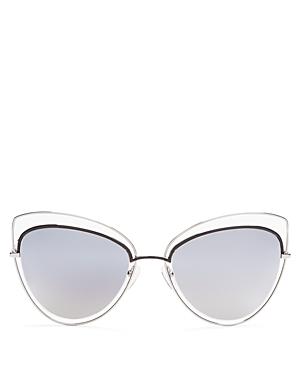 UPC 827886350308 - Marc Jacobs Floating Cat Eye Sunglasses, 56mm ... 45fbe02d22