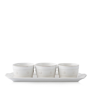 Juliska Berry and Thread 4 Piece Hostess Set