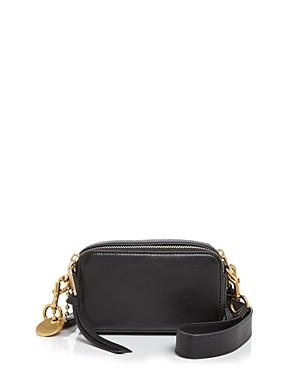Marc Jacobs Recruit Crossbody Leather Camera Bag