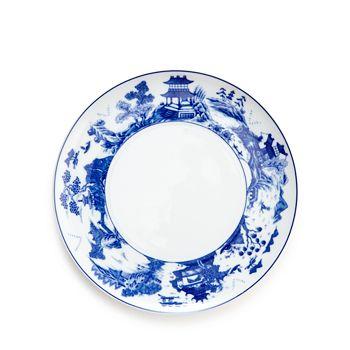 Mottahedeh - Blue Shou Dessert Plate