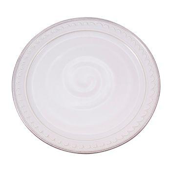 Simon Pearce - Hartland Wave Dinner Plate