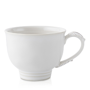 Juliska Acanthus Whitewash Tea/Coffee Cup-Home